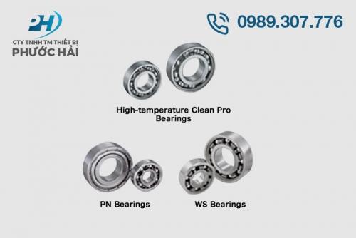 Vòng bi KOYO (Bearings for thermal processing film formation equipment)