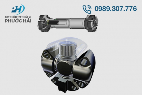 Vòng bi KOYO (Drive shaft for construction machinery)